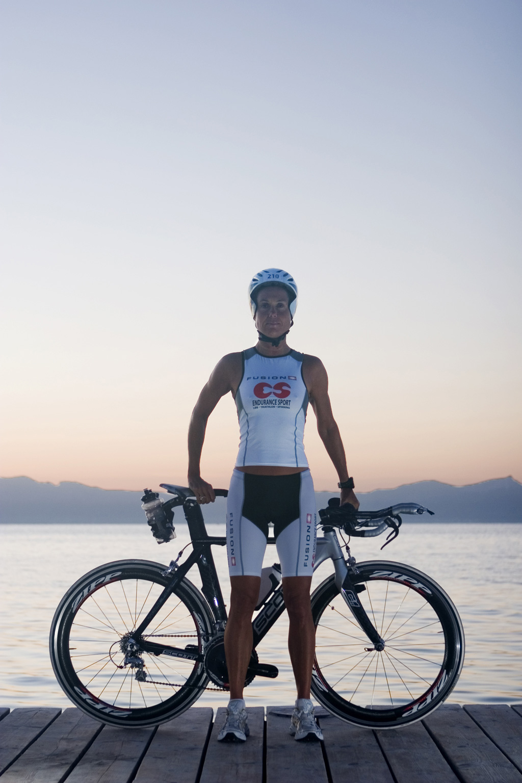 bike-sunrise