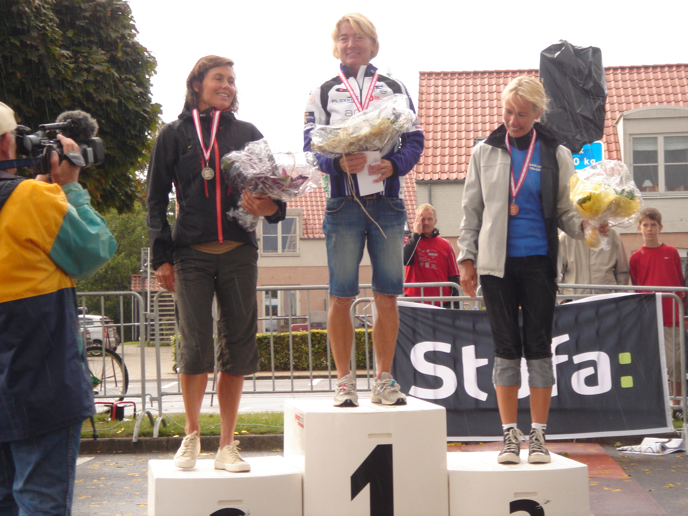 2nd by Danish Championship on 1/2 ironman