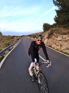 On the road to Formentor