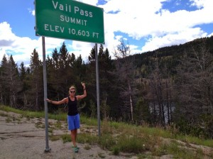 Vail pass