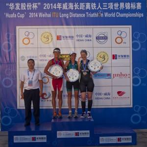 China ITU silver!