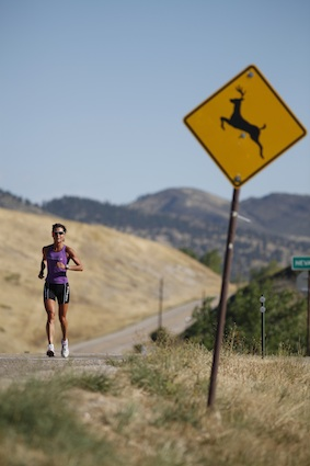 Enjoyable running in Boulder