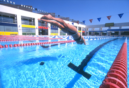 nothing beats an outdoor 50m pool