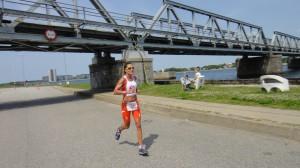 running and running