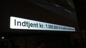 million netto